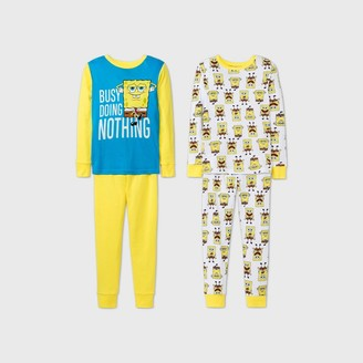 SpongeBob Squarepants Boys' pc Pajama Set -