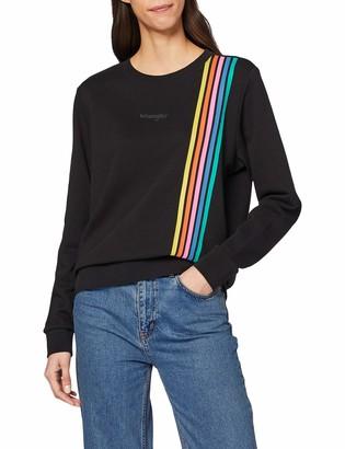 Wrangler Women's Regular Sweat Sweatshirt
