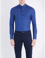 Boglioli Relaxed-fit Linen Shirt