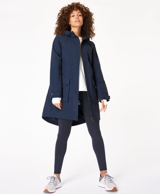 Sweaty Betty Stride Waterproof Parka