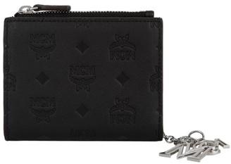 MCM Klara Monogram Bifold Wallet