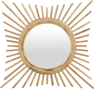 Wisteria Designs Solaris Mirror