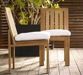 Pottery Barn Madera Teak Dining Chair