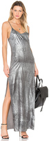RtA Marlene Dress in Metallic Silver. - size 0 (also in )
