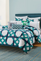 Trina Turk Pacifica Pier Lattice 2-Piece Twin/TwinXL Duvet Set