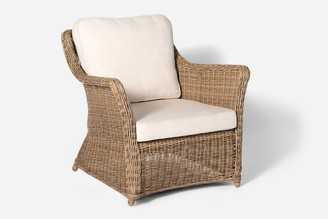 Wisteria Designs Ithaca Outdoor Lounge Chair Natural
