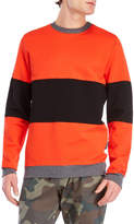 Iuter Color Block Sweatshirt