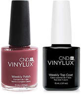 CND Creative Nail Design Vinylux Married To The Mauve Nail Polish & Top Coat (Two Items), 0.5-oz, from Purebeauty Salon & Spa