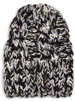 Missoni Chunky Knit Wool Beanie