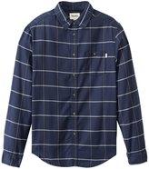 rhythm Men's West End Flannelette Long Sleeve Shirt 8136551