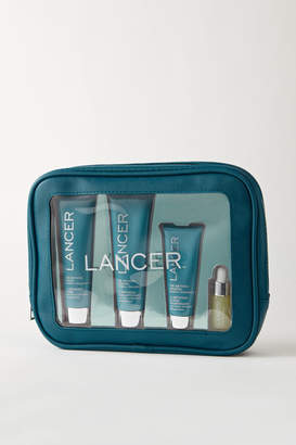 Lancer The Method: Intro Kit, Sensitive - Dehydrated Skin