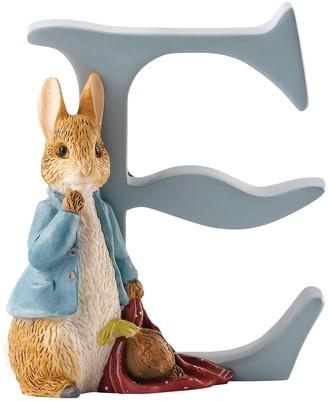 Peter Rabbit Alphabet Letters