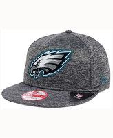 New Era Philadelphia Eagles Shadow Tech 9FIFTY Snapback Cap