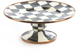 Mackenzie Childs MacKenzie-Childs Mini Courtly Check Pedestal Platter