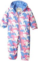 Hatley Winter Puffer (Baby) - Puzzle Piece Horses-12-18 Months