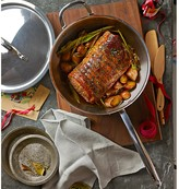 Williams-Sonoma Signature Thermo-CladTM Stainless-Steel Essential Pan