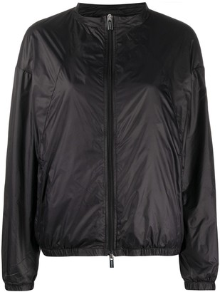 Pyrenex Logo-Patch Zipped Jacket
