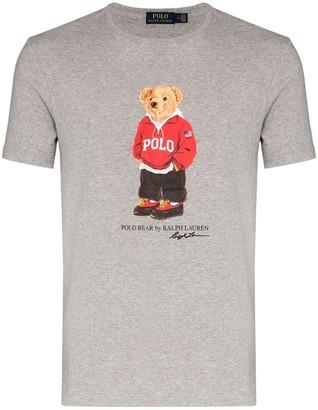 Polo Ralph Lauren Teddy print T-shirt