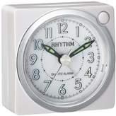 rhythm Quartz Alarm Clock Analogue 70820–0