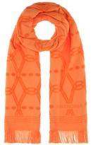 Balenciaga Cotton scarf