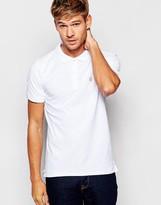 Selected Pique Polo Shirt