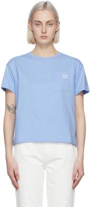 A.P.C. Blue Emma T-Shirt