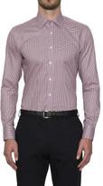 Joe Black Velocity Geo Textured Shirt