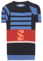 Stella McCartney Wool-blend Top