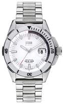 Storm Mens Quartz Watch, Analogue Classic Display and Stainless Steel Strap 47145/W