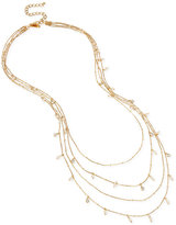INC International Concepts M. Haskell for Bead and Crystal Long Layer Necklace, Only at Macy's