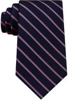 Tommy Hilfiger Men's Exotic Stripes Tie