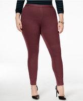 Hue Plus Size Original Jeans Leggings