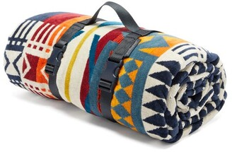 Pendleton Fire Legend Cotton Beach Towel - Multi