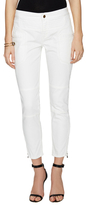 Marissa Webb Binta Cotton Stretch Motorcycle Pant