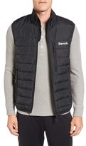 Bench Men's Genial Quilted Puffer Vest