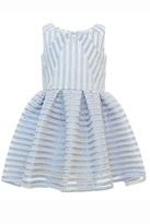 Halabaloo Scuba Eyelet Dress