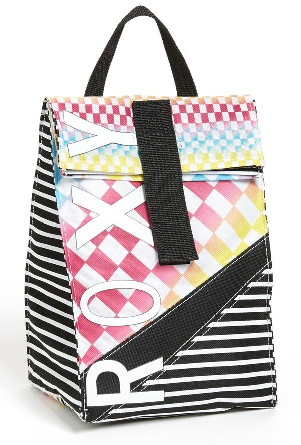 Roxy 'Lunch Hour' Insulated Lunch Cooler (Girls)