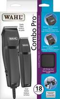 Wahl combo pro 18 piece haircutting kit with ergonomic clipper includes soft storage case, 1.56 Pounds