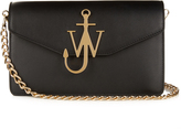 J.W.Anderson Monogram leather shoulder bag
