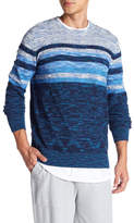 Wesc Ali Zigzag Crew Neck Sweater