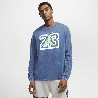 Nike Men's Long-Sleeve T-Shirt Jordan Legacy AJ13