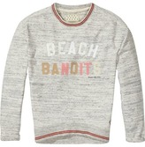 Scotch & Soda Boxy Fit Sweater