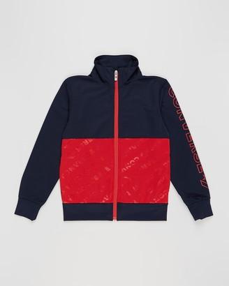 Converse Wordmark Mesh Full Zip Jacket - Teens