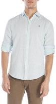 Original Penguin Linen-Blend Shirt