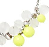 LOFT Short Neon Bauble Necklace