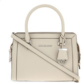 MICHAEL Michael Kors Collins small leather satchel