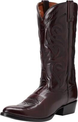 Dan Post Men's Milwaukee 13 inch R Toe Western Boot