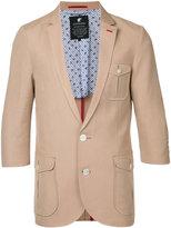 Loveless - classic blazer - men - Linen/Flax/Rayon - 1