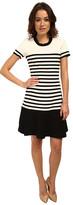 Kate Spade Stripe Scuba Knit Dress