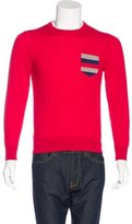 Marc Jacobs Wool Crew Neck Sweater